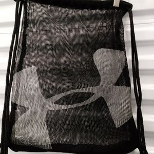 Under Armour Bags - Under Armour Net Backpack Sackpack Backsack